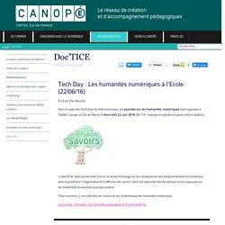 Canopé Créteil - Doc'TICE