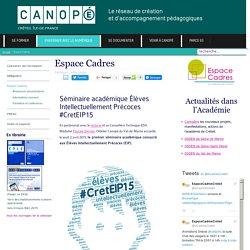 Canopé Créteil - Espace Cadres