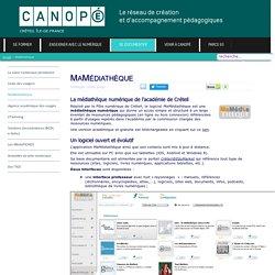Canopé Créteil - MaMédiathèque