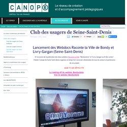 Atelier Canopé de Seine-Saint-Denis