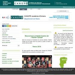 CANOPÉ Département de l'Aisne - Académie d'Amiens