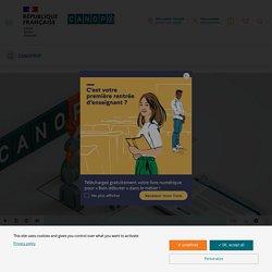 Cours sur supports numériques_Canoprof_Canopé