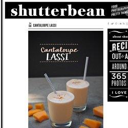 Cantaloupe Lassi - Shutterbean
