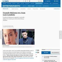 Perfil del cantante de reguetón Maluma - Música y Libros