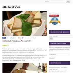 Cantinetta dei Verrazzano, Florence, Italy - MePlusFood
