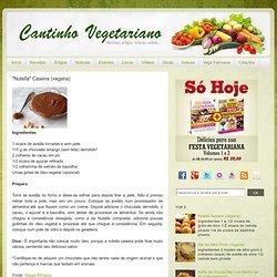 """""""Nutella"""" Caseira"""