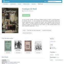 Cantique de Noël - Charles Dickens