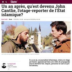 Un an après, qu'est devenu John Cantlie, l'otage-reporter de l'État islamique?