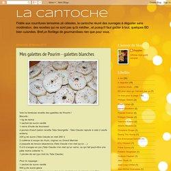 La cantoche: Mes galettes de Pourim - galettes blanches