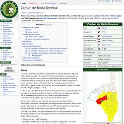 Canton de Niolu-Omessa