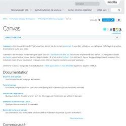 Canvas - HTML
