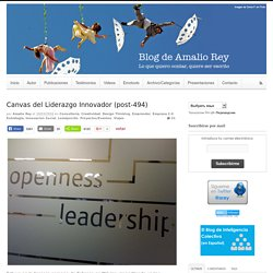 Canvas del Liderazgo Innovador (post-494)