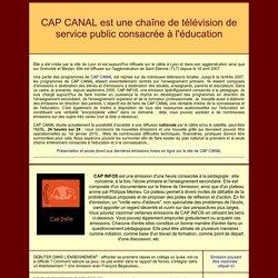 CAP CANAL