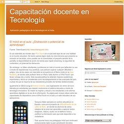 El móvil en el aula: ¿Distracción o potencial de aprendizaje?