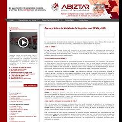 Curso Modelado de Negocios con BPMN y UML, Curso de BPMN, Capaci