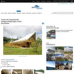Centro de Capacitación Indígena Käpäcläjui / Entre Nos Atelier