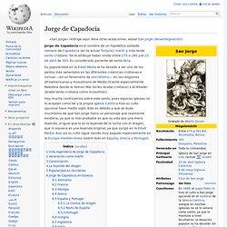 Jorge de Capadocia