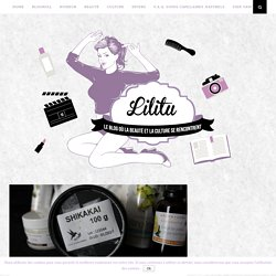 Routine capillaire & shampoing maison au Shikakai: Premier bilan – Lilitu: Un blog geek mais girly