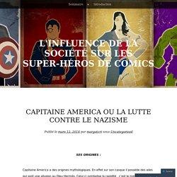 L'influence de la société sur les super-héros de comics