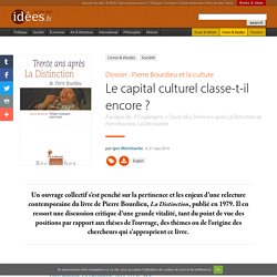 Le capital culturel classe-t-il encore