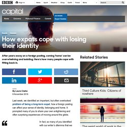 Capital - How expats cope with losing their identity