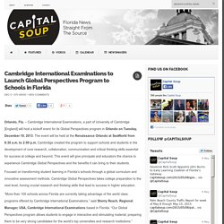 Capital Soup - Florida News Straight from the Source