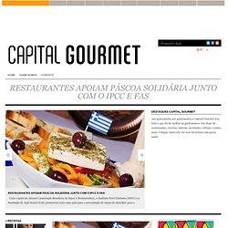Portal Gourmet - Seu portal de gastronomia
