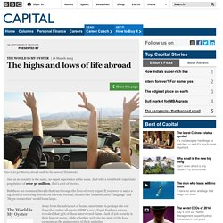 Capital - The highs and lows of life abroad
