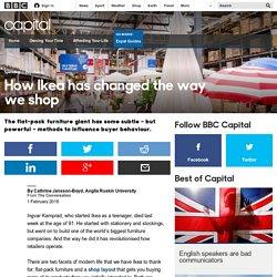Capital - How Ikea has changed the way weshop