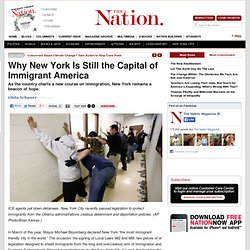 Why New York Is Still the Capital of Immigrant America