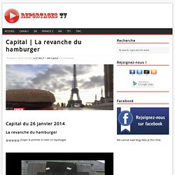 Capital - La revanche du hamburger