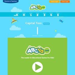 Capital Toss: Capital Cities