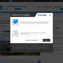 Rouen, choisie pour être la capitale provisoire de la nouvelle Normandie - France 3 Haute-Normandie