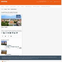 Capitales Bálticas - Destinia