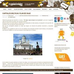 Capitales Bálticas: plan de viaje