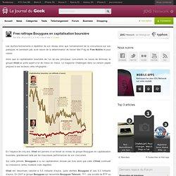 Free rattrape Bouygues en capitalisation boursière