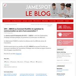 GFII – AMICO ou Comment fluidifier et capitaliser la communication au sein d'une association ?