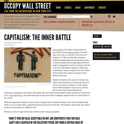 Capitalism: The Inner Battle