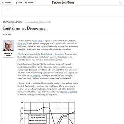 Capitalism vs. Democracy