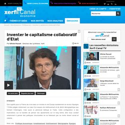 Inventer le capitalisme collaboratif d'Etat