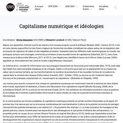 Capitalisme numérique et idéologies - Centre Internet et Société