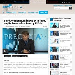 Aurélien Duthoit, La révolution numérique et la fin du capitalisme selon Jeremy Rifkin - Notes de lecture