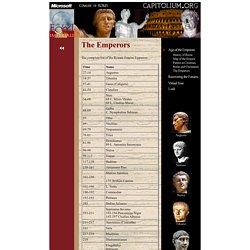 Capitolium.org - Imperial Fora Official Website - Rome, Italy