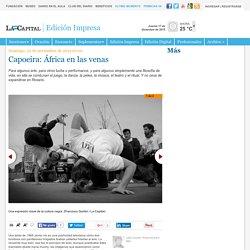 Capoeira: África en las venas - Más