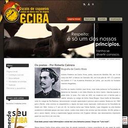 Escola de Capoeira ECIBA - Os poetas - Por Roberta Cabrera