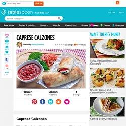 Caprese Calzones recipe