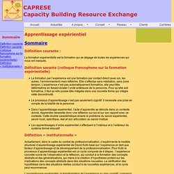 Caprese Web Site Template - English