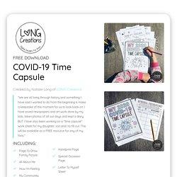 COVID-19 Time Capsule