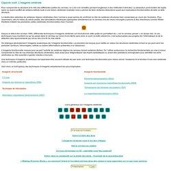 Capsule outil: L'imagerie cérébrale