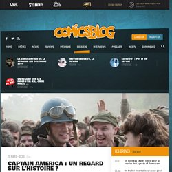 Captain America : un regard sur l'Histoire